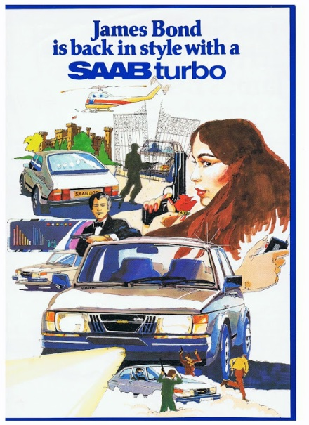 Saab 900 James Bond_1