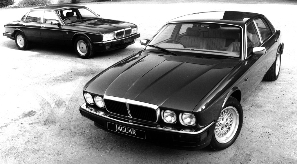 jaguar xj40 le luxe enfin accessible boitier rouge. Black Bedroom Furniture Sets. Home Design Ideas