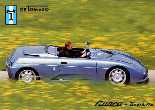 Guara 02 Barchetta