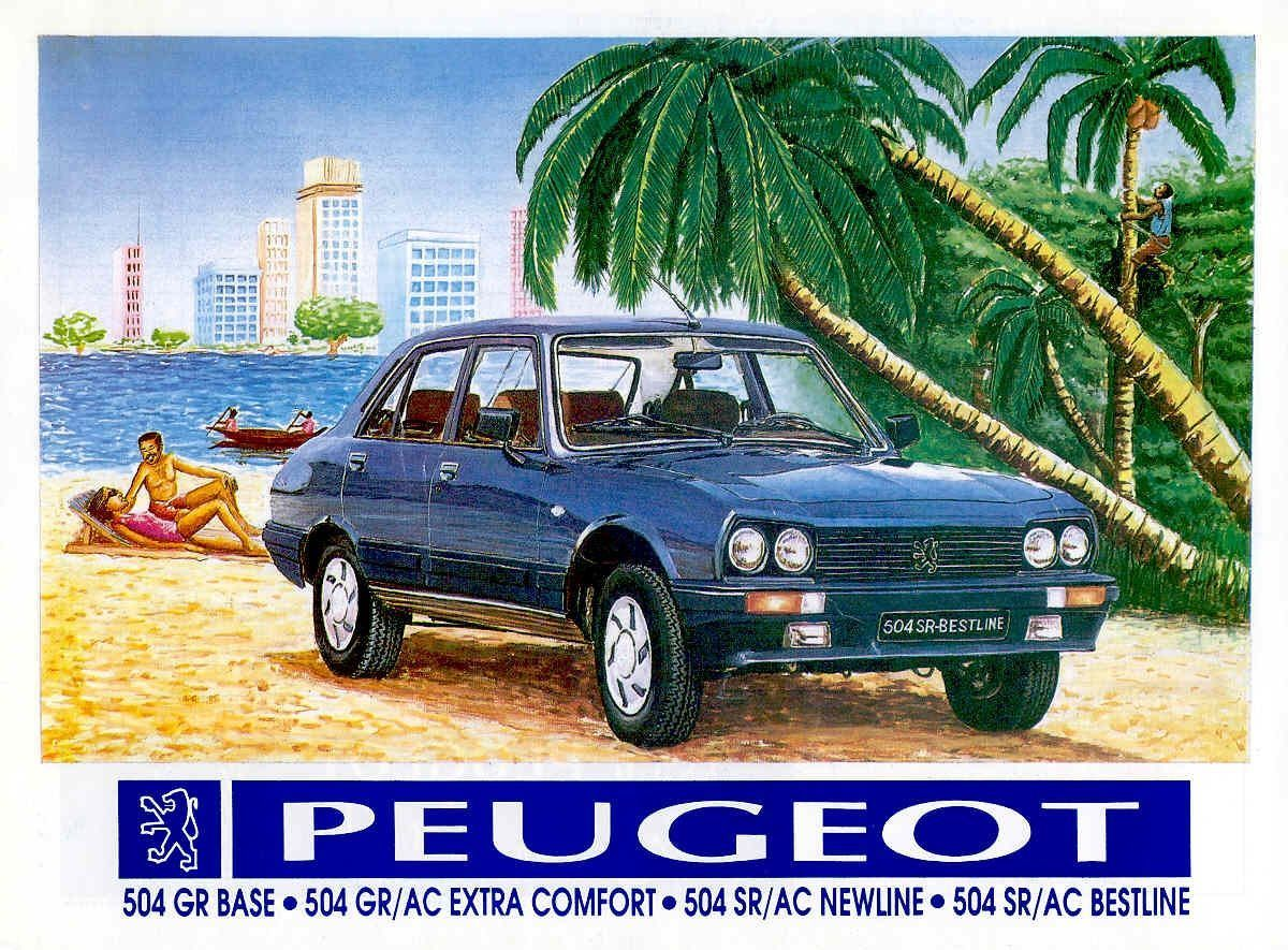 history on peugeot automobile nigeria Initiatives for supporting smes in nigeria has a fairly long history and  automobile industry is an important segment to the  peugeot automobiles.