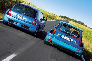 renault clio v6 vs r5 turbo